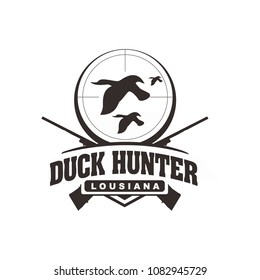 Duck Hunter logo