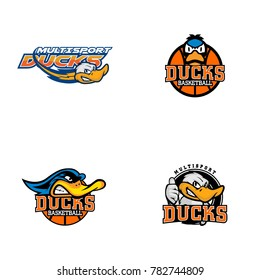Duck Logo Design