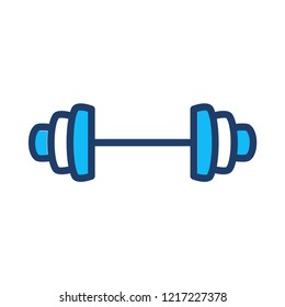 dumbbell  gym  exercise