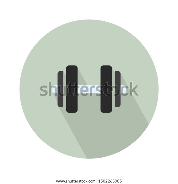 dumbbell icon - From web, universal and Miscellaneous Icons set