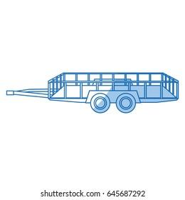 dump trailer cargo