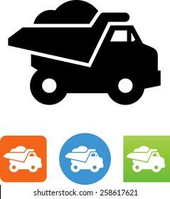 Clip Art Dump Truck Images Stock Photos Vectors Shutterstock