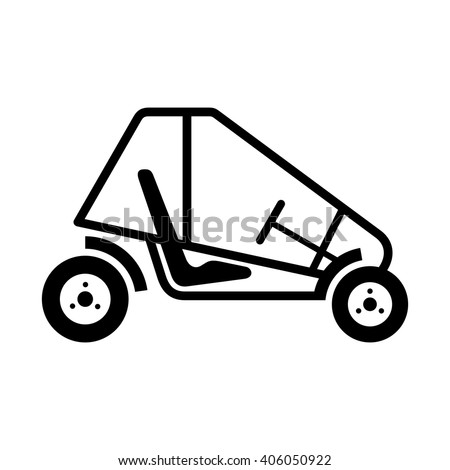 Dune Buggy Stock Vector (Royalty Free) 406050922 - Shutterstock
