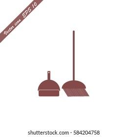 Broom Made Agave Sisal Ara On Stock Photo (Edit Now) 703364428