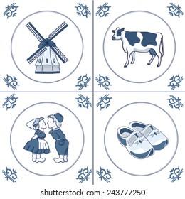 Dutch Ornaments