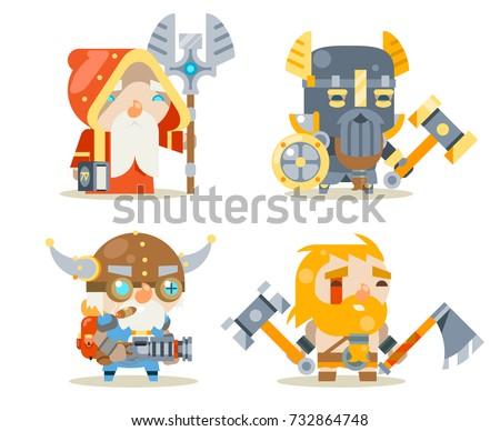 Dwarfs Warrior Defender Rune