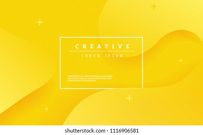 Dynamic 3D background with fluid shapes modern concept. minimal poster. ideal for banner, web, header, page, cover, billboard, brochure.
