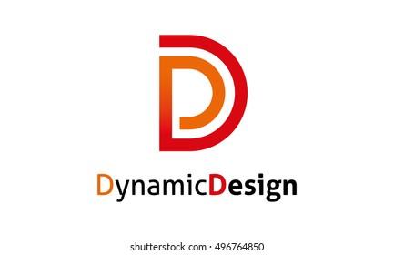 Dynamic Design Logo