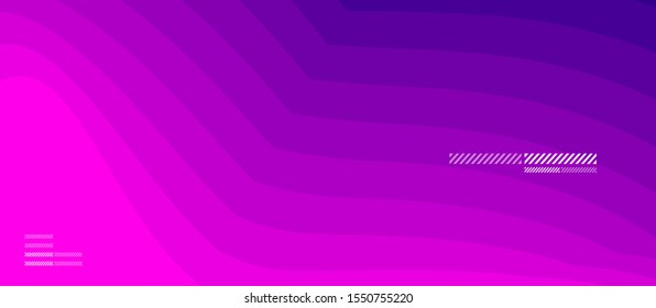 Dynamic fluid neon color wave geometric abstract background. Trendy poster colorful gradients and fluid shapes. For banner, invitation, card, web, ad and promotion.
