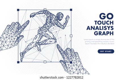 Dynamics of the human body in modern technology. Innovative systems analytics, sports culture and health programs of the future in our time. Computer construction of future medical programm