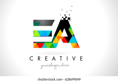 Letter Ea Logo Images, Stock Photos & Vectors | Shutterstock