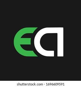 EA LOGO VECTOR FOR BUSINESS OR WEBSITE