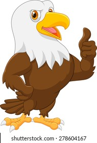 cartoon eagle images stock photos vectors shutterstock rh shutterstock com american eagle cartoon images cartoon bald eagle images