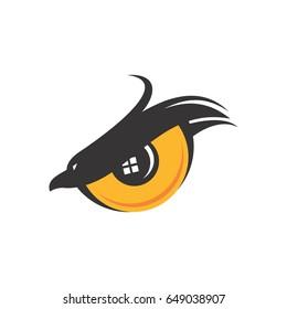 eagle eye real estate logo