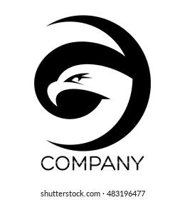 Eagle G letter logo