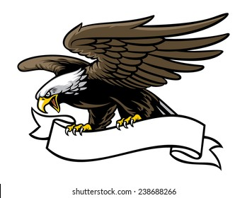 eagle grip a ribbon