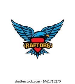 Eagle hawk logo e-sport designs