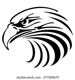 eagle head images stock photos vectors shutterstock rh shutterstock com american eagle logos clip art american eagle logistics