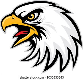 eagle head images stock photos vectors shutterstock rh shutterstock com eagle head vector clipart eagle head clipart black and white