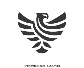 Eagle, logo design