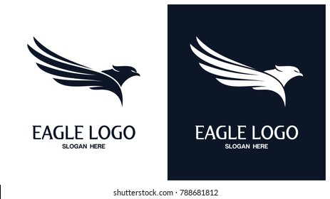 Eagle Logo Design Vector