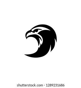 eagle logo template vector logo , eps10