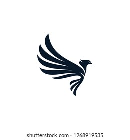 Eagle Logo Vector, Design Logo Template. Eagle logo Concepts