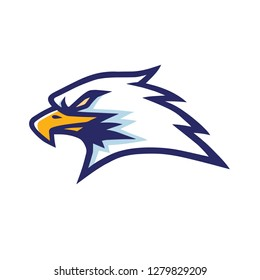 Eagle Logo Vector Design Template Icon