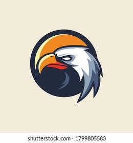 Eagle Logo Vector Design Templates