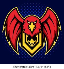Eagle Mascots Esport