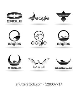 Eagle Silhouettes Vol 6.
