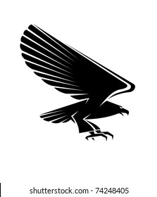 Eagle tattoo. Jpeg version also available in gallery
