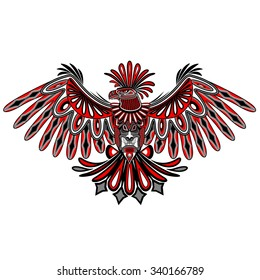 Eagle Tattoo Images Stock Photos Vectors Shutterstock