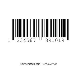 EAN-13 Barcode Standards Sample EAN