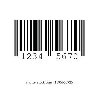 EAN-8 Barcode Standards Sample EAN