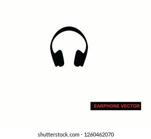 Earphone icon design
