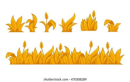 wheat border images stock photos vectors shutterstock