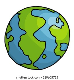 cartoon earth images stock photos vectors shutterstock rh shutterstock com cartoon earth image cartoon earth poster