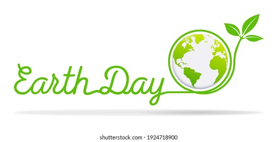 Earth Day background. Earth Day, Ecology and Nature concepts.