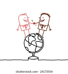 earth and friendship