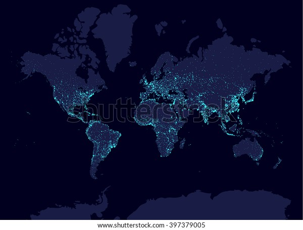 Earth Night World Map Earth Day Stock Vector (Royalty Free ... on gray line world map, national geographic world map, old world map, location of kabul on a world map, seven natural wonders map, day dreaming, belgrade serbia tourist map, live world day night map, night sky constellation map, north korea at night satellite map, high res earth map, asia satellite map, satellite world map, day or night, earth day and night from space map, day countdown app, world sunlight map, night of the world map, world flat earth map, north sky map,