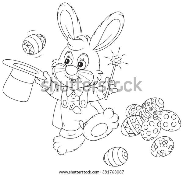 Easter Bunny Magic Wand