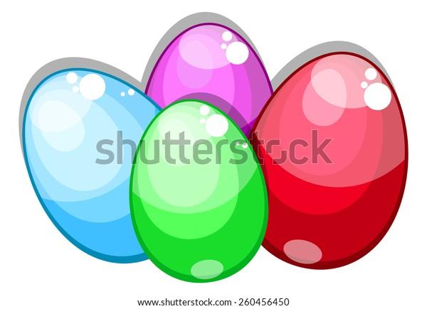 Eggs Clipart Stock Illustrations – 6,369 Eggs Clipart Stock Illustrations,  Vectors & Clipart - Dreamstime