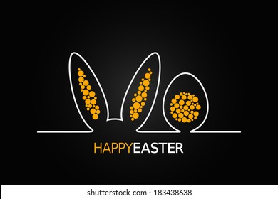 easter design background