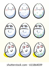 Trollface shutterstock easter egg on bright background trollface eggs internet meme character voltagebd Image collections