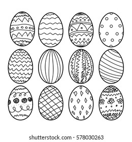 Easter Egg Draw Images, Stock Photos & Vectors  Shutterstock