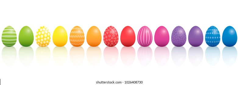 Easter Eggs Images Stock Photos Vectors Shutterstock