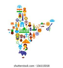Indian Culture Images, Stock Photos & Vectors | Shutterstock
