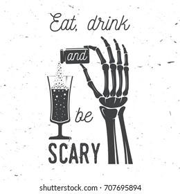 Skeleton Drinking Images, Stock Photos & Vectors | Shutterstock