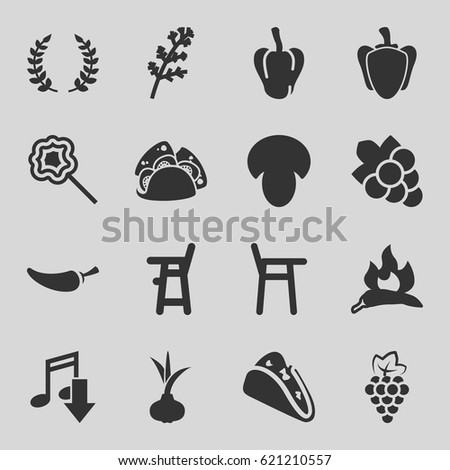 Pleasant Eating Icons Set Set 16 Eating Stock Vector Royalty Free Download Free Architecture Designs Scobabritishbridgeorg
